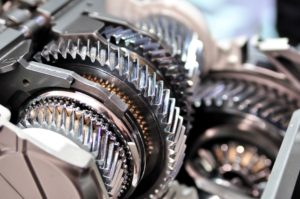 Transmission repair on a car in Oak Park, Illinois